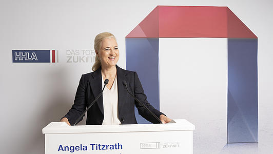Speech of Angela Titzrath, CEO
