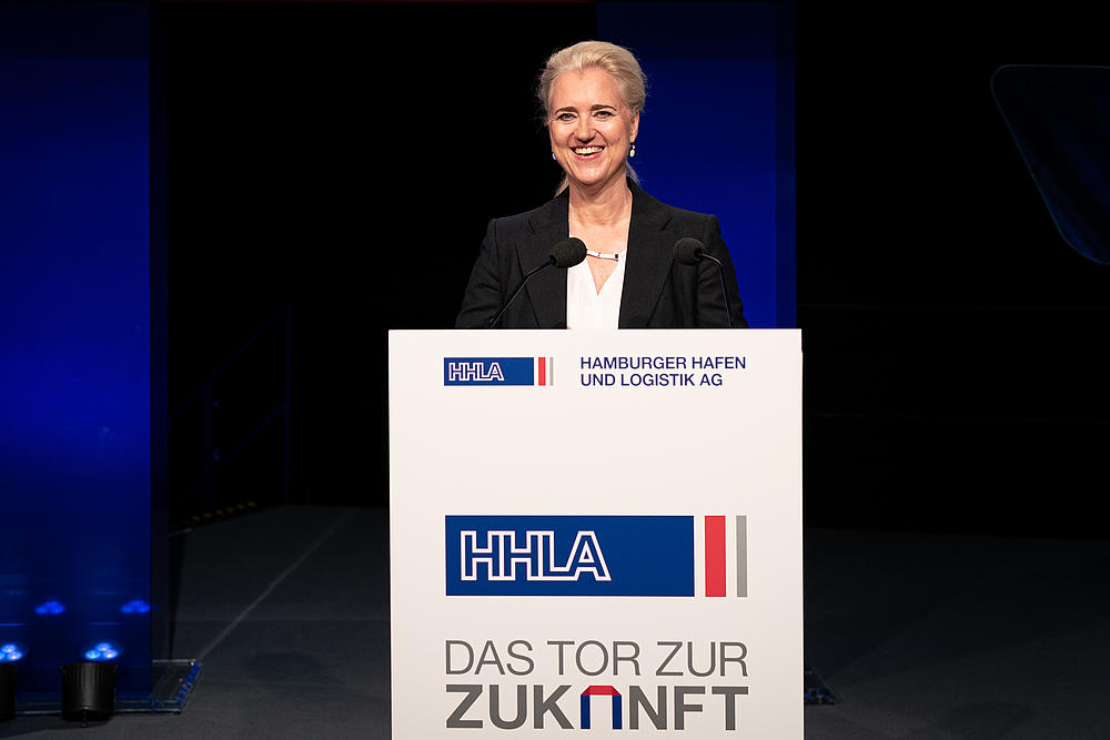 Angela Titzrath, Chairwoman of the Executive Board of HHLA